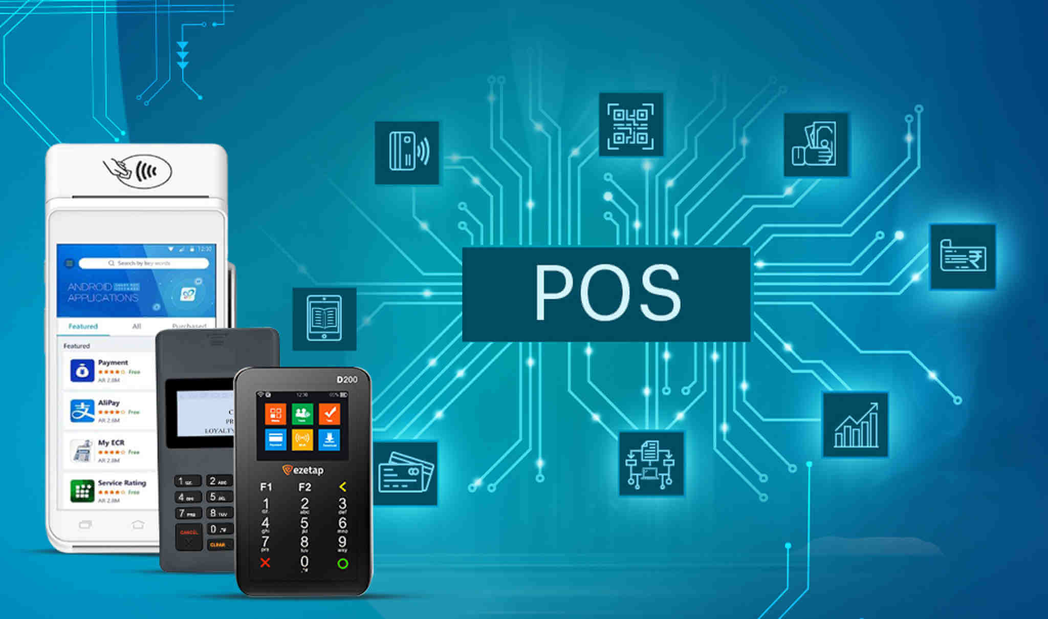 6 Things to Consider While Buying a POS Machine